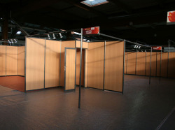Stands modulaires d tails de nos stands modulairesequip for Stand modulaire aluminium