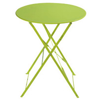 location mobilier table guinguette anis