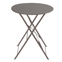 location table guinguette taupe