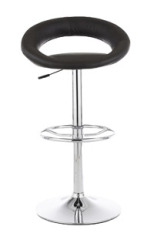 tabouret james noir